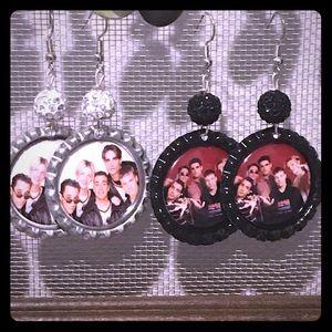 Jewelry - Backstreet Boys earrings 2 options